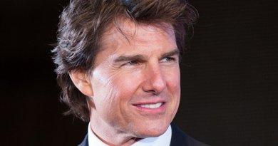 Tom Cruise. Photo by Dick Thomas Johnson, Wikipedia Commons.