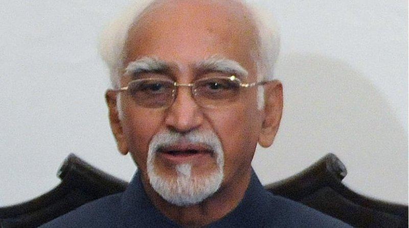 India's Mohammad Hamid Ansari. Photo Credit:Ministerio de Relaciones Exteriores from Perú, Wikipedia Commons.
