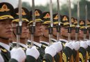 Soldiers from China's PLA. DOD photo by U.S. Navy Petty Officer 1st Class Dominique A. Pineiro