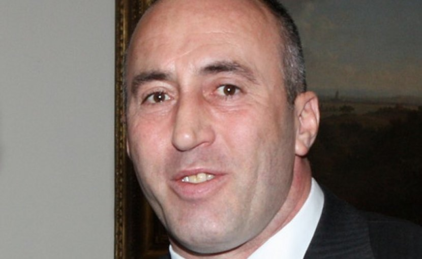 Kosovo's Ramush Haradinaj. Photo Foreign and Commonwealth Office, Wikipedia Commons.