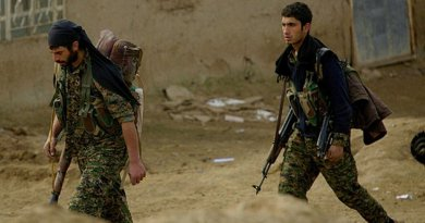 Kurdish YPG Fighters. Photo Credit: Kurdishstruggle