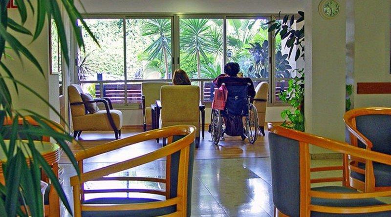 A retirement home. Photo by Etan J. Tal, Wikipedia Commons.