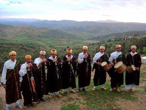 Master Musicians of Jahjouka/joujouka of northern Morocco