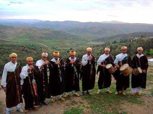 Master Musicians of Jahjouka/joujouka of northern Morocco