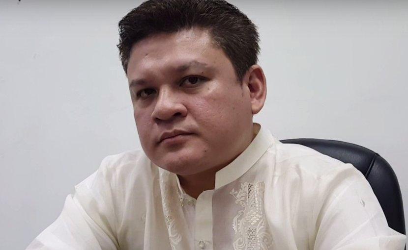 Philippines' Paolo Duterte. Credit: YouTube screenshot.