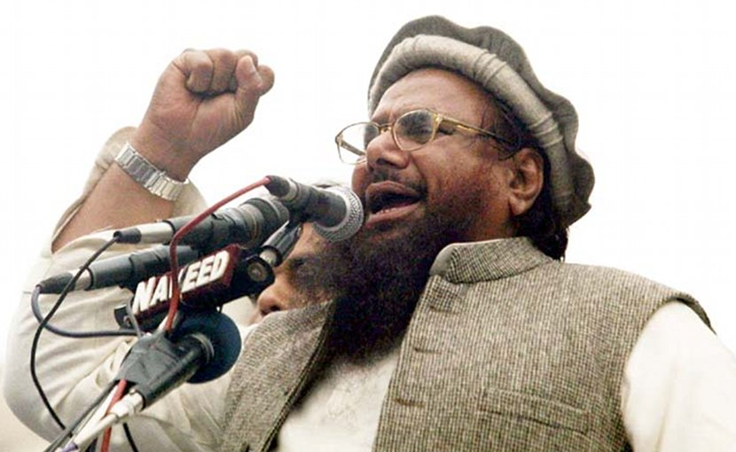 Co-founder of Lashkar-e-Taiba Hafiz Muhammad Saeed. Source: Wikipedia Commons.