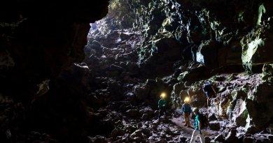 Lava Tubes Could House Future Human Habitats On Moon And Mars