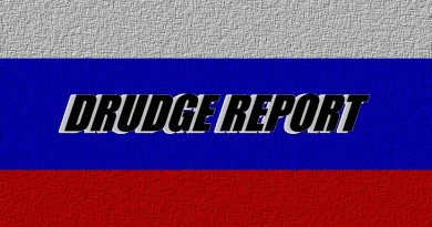 Media Matters' Goofball Argument That Drudge Report Is Russian Propaganda Pipeline – OpEd