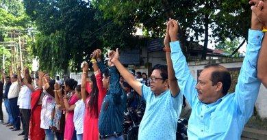 Journalists in India. Photo Credit: Nava Thakuria