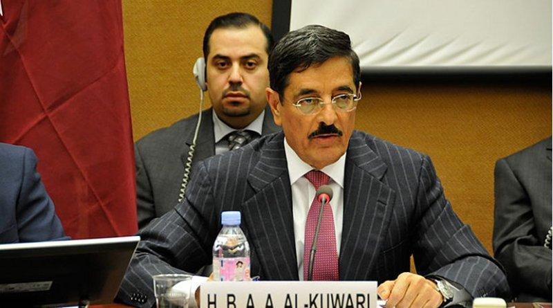 Qatar's Hamad bin Abdulaziz al-Kawari. Photo Credit: UNCTAD, Wikipedia Commons.