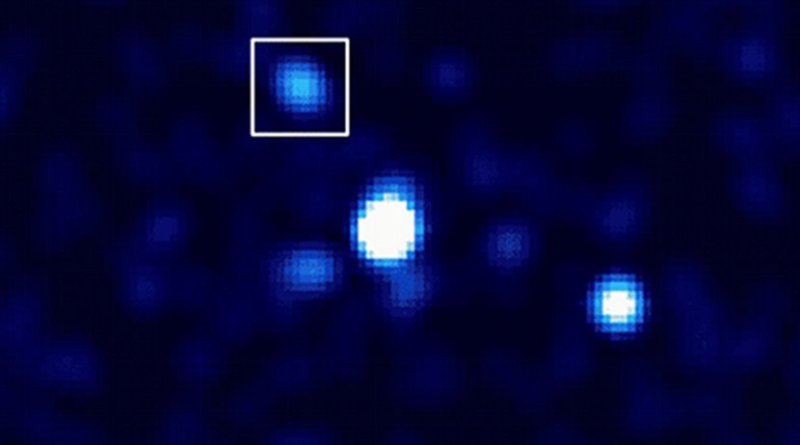 NASA Missions Catch First Light from a Gravitational-Wave Event. Photo Credit: NASA