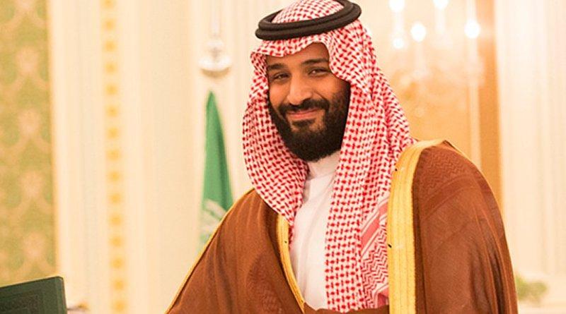Saudi Arabia's Crown Prince Mohammed bin Salman. Photo Credit: Cropped White House photo by Shealah Craighead.
