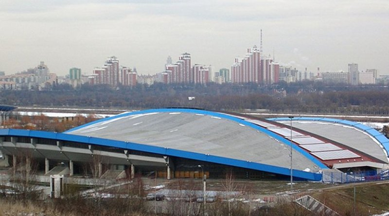 cycle track 'Krylatskoye'. Photo by Sidik iz PTU, Wikipedia Commons.