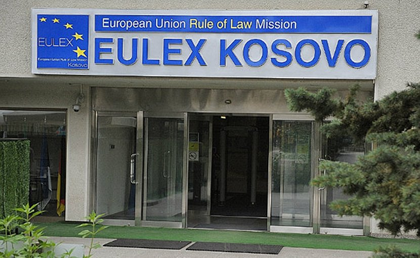 EULEX. Photo Credit: EULEX