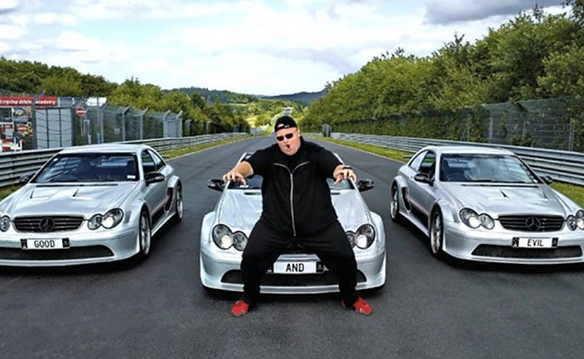 Kim Dotcom. Photo by Stannie66, Wikipedia Commons.