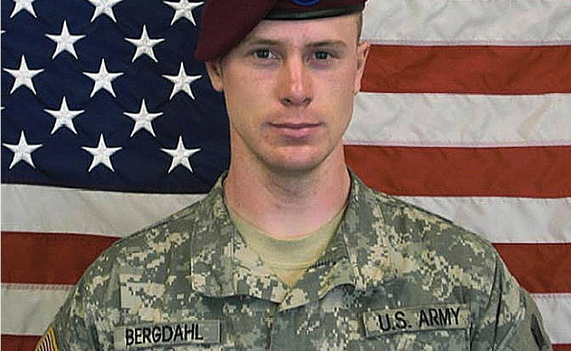 Bowie Bergdahl. Photo Credit: United States Army, Wikipedia Commons.
