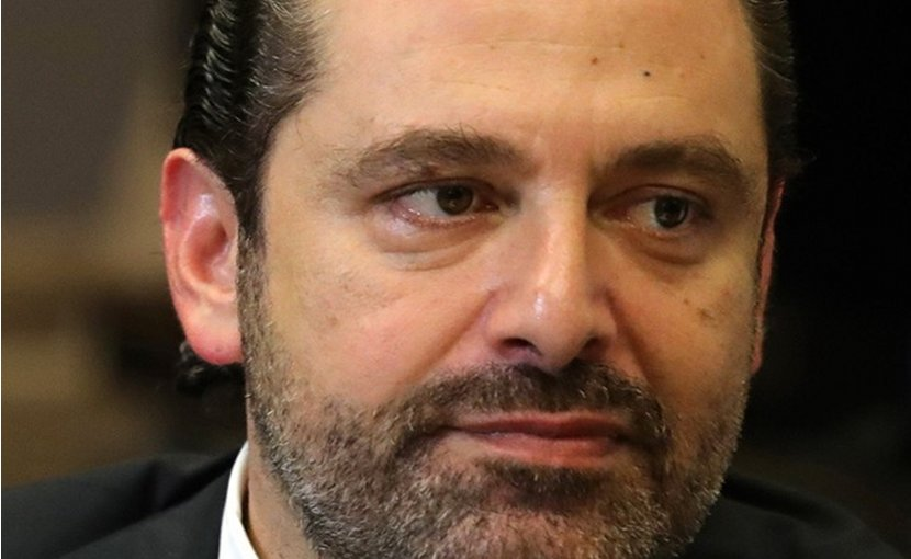 Lebanon's Saad Hariri. Photo Credit: Kremlin.ru