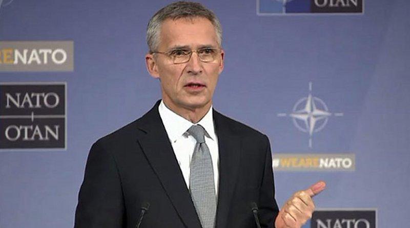 NATO Secretary General Jens Stoltenberg. Photo Credit: NATO.