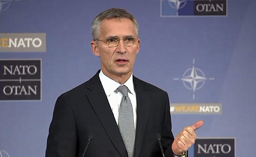 NATO Secretary General Jens Stoltenberg. Photo Credit: NATO.