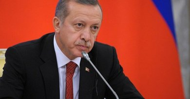Turkey's Recep Tayyip Erdogan. Photo Credit: Kremlin.ru
