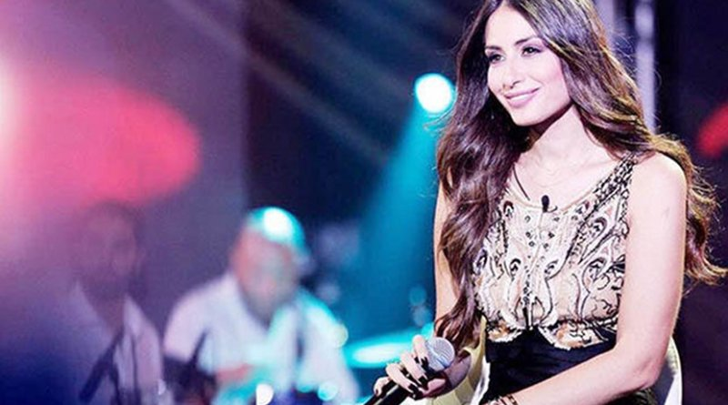 Lebanese soprano Hiba Tawaji. Photo via Facebook.