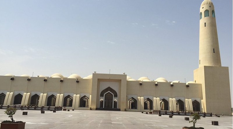 Qatar's Mohammed ibn Abdul Wahhab Mosque. Photo by Mohamod Fasil, Flickr.com