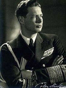 King Michael in 1947
