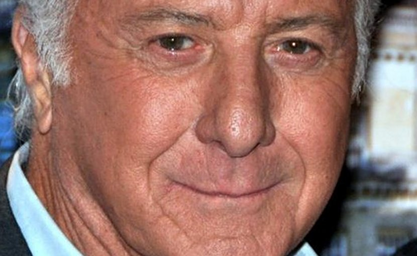 Dustin Hoffman. Photo by Georges Biard, Wikipedia Commons.