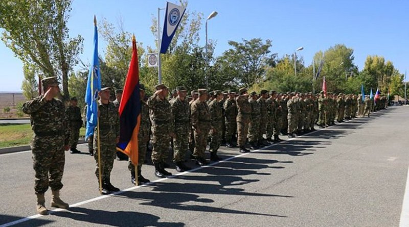 inal stage of the Search 2017 exercise in Armenia (Source: Ministry of Defense of the Russian Federation)
