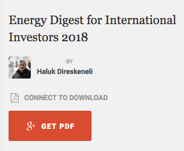 energy digest for international investors 2018