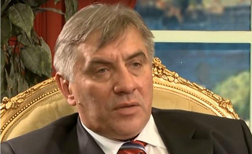 Tomislav Kovac in a TV interview in 2014. Photo: YouTube/printscreen.