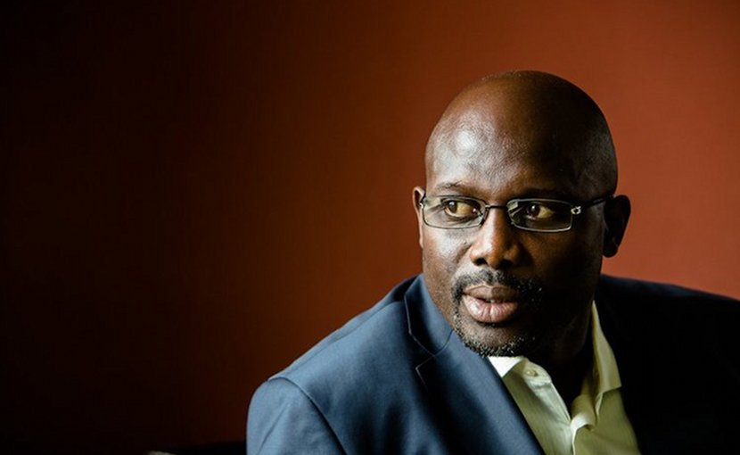 Photo: New President of Liberia, George Weah. Credit: Daily Post, Nigeria, via IDN