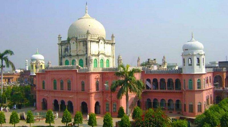 India's Darul Uloom Deoband madrasa.