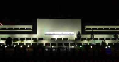 Pakistan's Parliament. Photo by Waqas Usman, Wikimedia Commons.