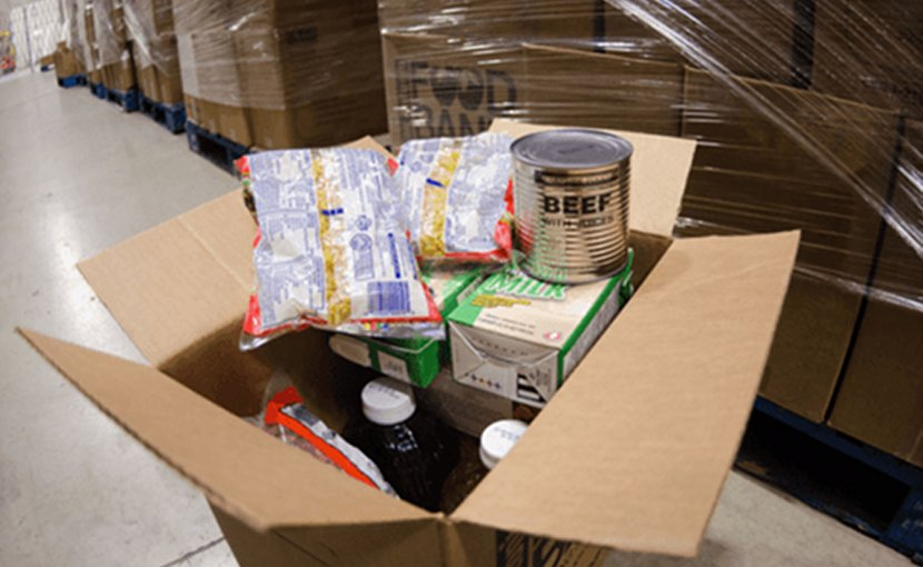 Food package. Photo by U.S. Department of Agriculture.