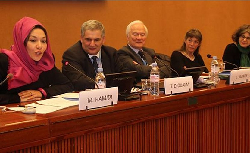 Panel Debate about Veiling/Unveiling at UN Office in Geneva
