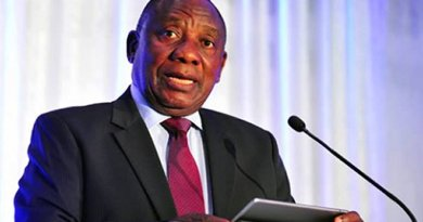 South Africa's President Cyril Ramaphosa. Photo Credit: SA News