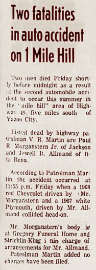 Yazoo City Herald, August 22, 1968