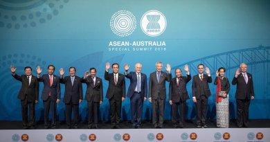 ASEAN-Australia Special Summit 2018 family photo. Photo Credit: ASEAN.