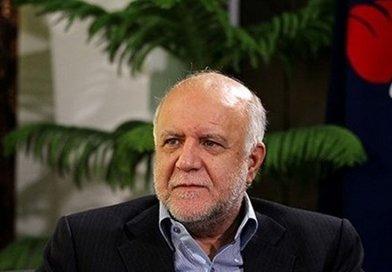Iranian Oil Minister Bijan Namdar Zanganeh. Photo Credit: Tasnim News Agency.