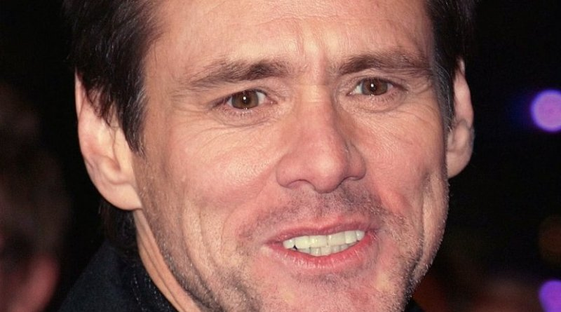 Jim Carrey. Photo by Ian Smith, Wikipedia Commons.