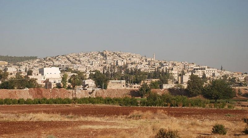 Afrin, Syria. Photo by Bertramz, Wikipedia Commons.