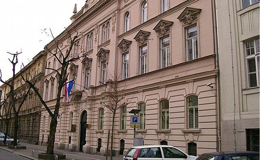 The state attorney's office in Zagreb, Croatia. Photo: Wikimedia Commons/Suradnik 13.