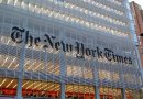 New York Times headquarters. Photo by Haxorjoe, Wikimedia Commons.
