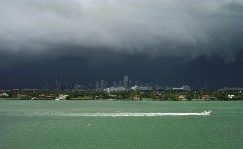 Storm in Florida. Credit: Wikipedia