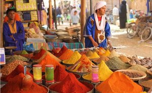 Exotic Morocco for spicing up life