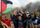 Palestine supporters. Photo Credit: Tasnim News Agency