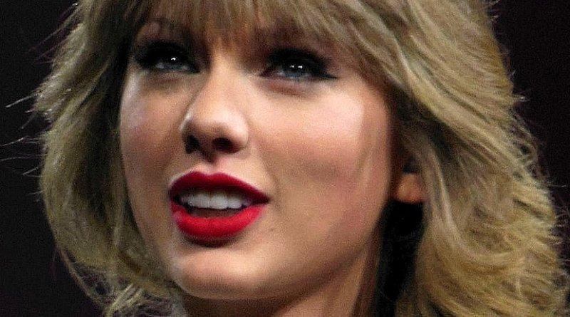 Taylor Swift. Photo by Jana Zills, Wikipedia Commons.