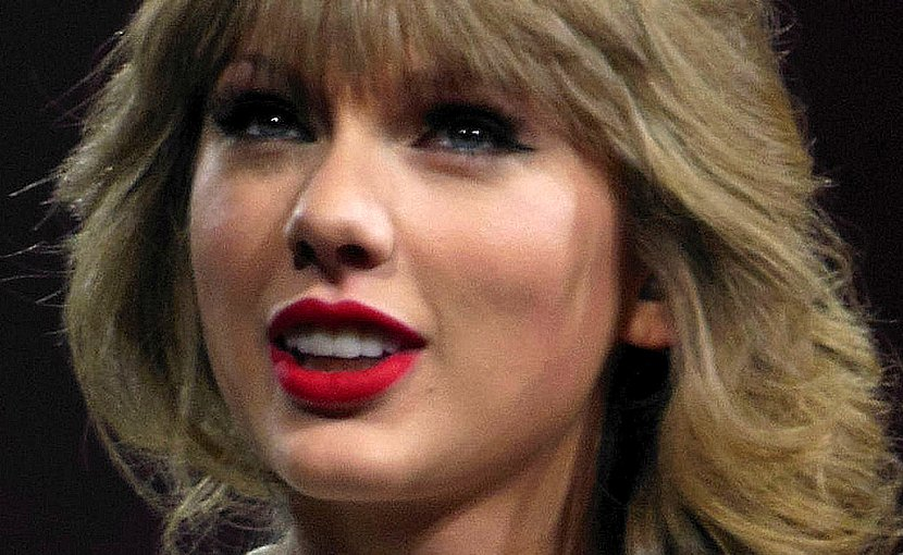 Taylor Swift. Photo by Jana Zills, Wikipedia Commons.