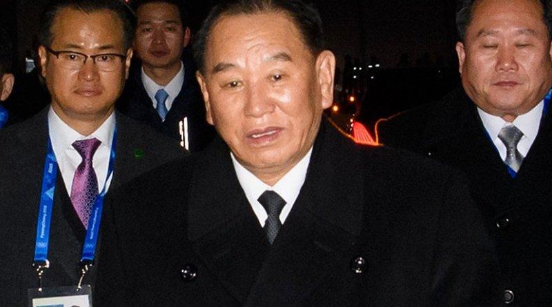 North Korea's Kim Yong-chol. Photo Credit: South Korea government, Wikipedia Commons.